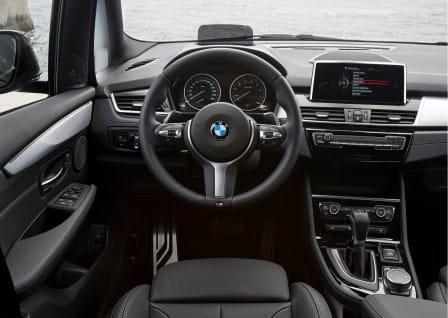 BMW 218d Gran Tourer Luxury Line