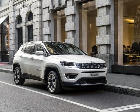 Jeep Compass (od 07/2017) 1.4, 125 kW, Benzinový, 4x4, Automatická převodovka