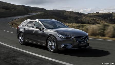 Mazda 6 Kombi (od 02/2015) 2.0, 121 kW, Benzinový