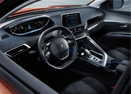 Peugeot 3008 (od 10/2016) 1.2, 96 kW, Benzinový, Automatická převodovka