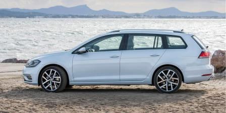 Volkswagen Golf Variant (od 03/2017) 1.0 BMT, 81 kW, Benzinový