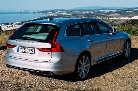 Volvo V90 (od 09/2016) 2.0, 187 kW, Benzinový, Automatická převodovka