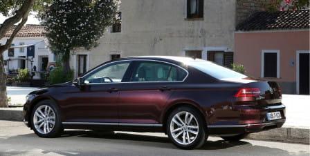 Volkswagen Passat Sedan (od 10/2014) 2.0 TDI BMT, 110 kW, Naftový, Automatická převodovka