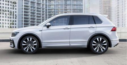 Volkswagen Tiguan (od 04/2016) Highline