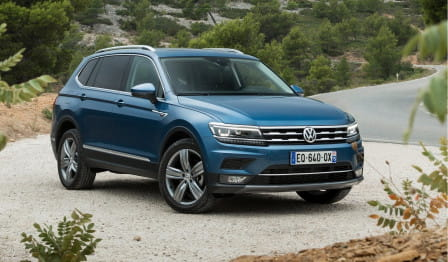Volkswagen Tiguan Allspace (od 09/2017) 2.0, 110 kW, Naftový, 4x4, Automatická převodovka