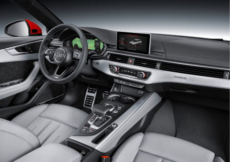 Audi A4 Avant (od 11/2015) 2.0 TDI, 90 kW, Naftový, Automatická převodovka