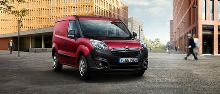 Opel Combo Combi (od 02/2012) 2.0, 99 kW, Naftový