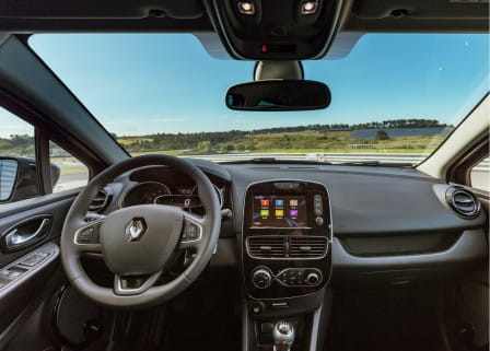 Renault Clio Grandtour (od 06/2016) 1.2, 87 kW, Benzinový