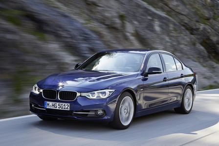 BMW 330d Sport Line Steptronic