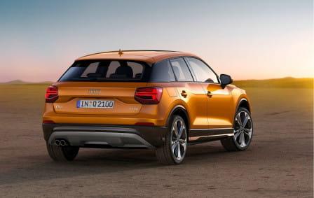 Audi Q2 (od 10/2016) 1.6 TDI, 85 kW, Naftový, Automatická převodovka