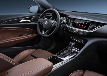 Opel Insignia Grand Sport (od 07/2017) 1.6 CDTi, 100 kW, Naftový, Automatická převodovka