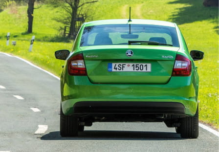 Škoda Rapid (od 05/2017) Ambition Plus