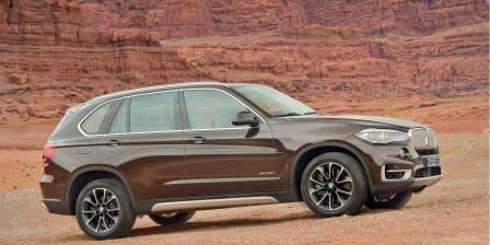 BMW X5 (od 11/2013) 2.0, 170 kW, Naftový, Automatická převodovka