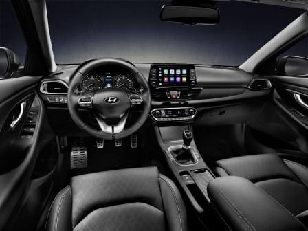 Hyundai i30 Kombi (od 07/2017) Trikolor Komfort