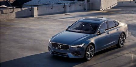Volvo S90 (od 07/2016) 2.0, 110 kW, Naftový, Automatická převodovka