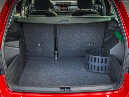 Škoda Fabia Combi (od 01/2015) 1.2 TSI, 66 kW, Benzinový