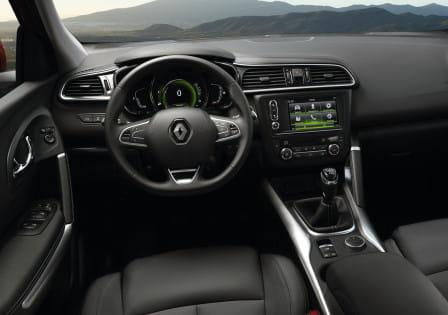 Renault Kadjar ENERGY dCi 130 Crossborder 4x4