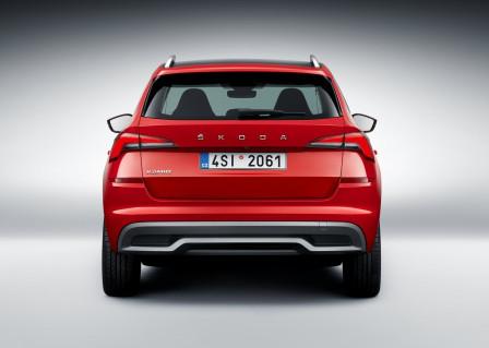 Škoda Kamiq (od 07/2019) 1.0 TSI, 81kW, manuální