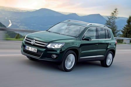 Volkswagen Tiguan (06/2011 - 04/2016)