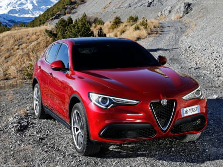 Alfa Romeo Stelvio 2.0 Turbo 16V First Edition Q4 AT8