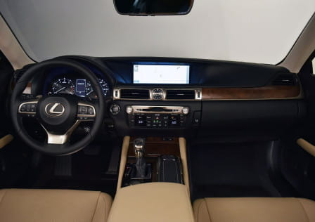 Lexus GS 200t Luxury Automatic