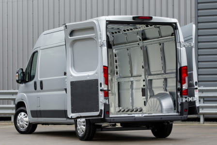 Peugeot Boxer Furgon 3500 (od 07/2014) 2.0, 120 kW, Naftový