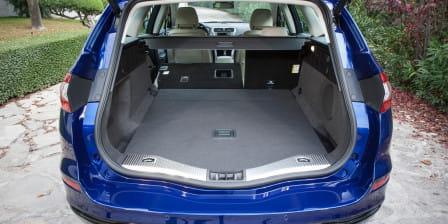 Ford Mondeo Kombi (od 10/2014) Titanium