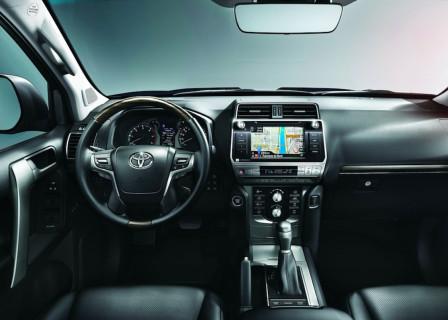 Toyota Land Cruiser (od 10/2013)