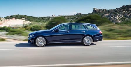 Mercedes-Benz Třída E Kombi