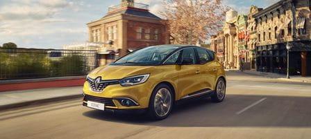 Renault Scénic (od 11/2016) 1.2, 97 kW, Benzinový