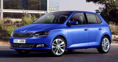 Škoda Fabia (od 11/2015) 1.0 TSI, 70 kW, Benzinový