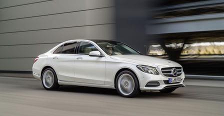 Mercedes-Benz Třída C (205) Sedan (od 03/2014) 180, 115 kW, Benzinový