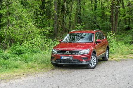 Volkswagen Tiguan (od 04/2016)