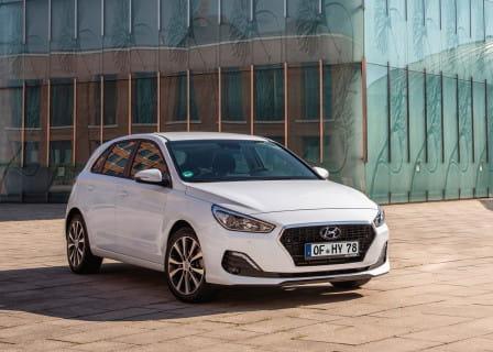 Hyundai i30 1.6 CRDi Trend DCT
