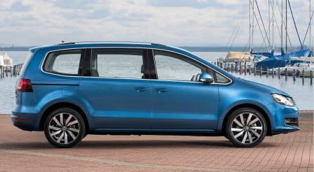 Volkswagen Sharan 2.0 TDI SCR BMT Comfortline