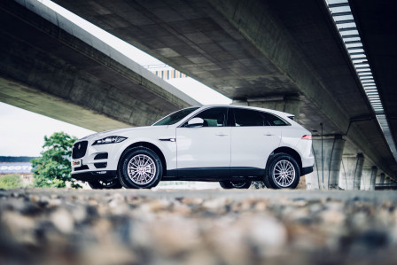 Jaguar F-Pace 20d Pure AWD Automatic