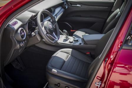 Alfa Romeo Stelvio (od 04/2017) Multijet