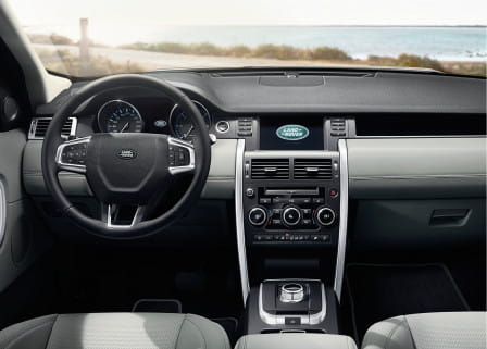 Land Rover Discovery Sport (od 02/2015) Pure