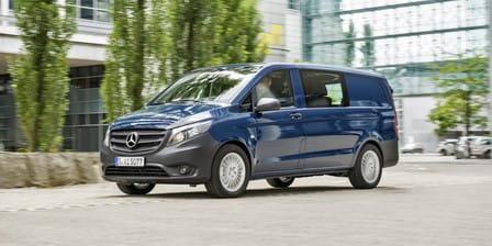 Mercedes-Benz Vito (447) Tourer (od 10/2014) 116 CDI, 120 kW, Naftový, Automatická převodovka