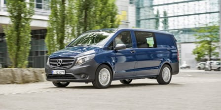 Mercedes-Benz Vito (447) Tourer (od 10/2014) 1.6, 65 kW, Naftový