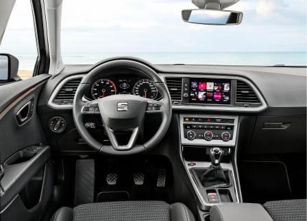 SEAT Leon (od 11/2016) 1.0, 85 kW, Benzinový