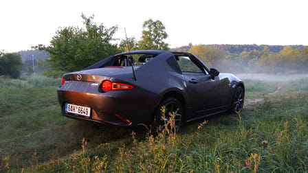Mazda MX-5 (ND) RF (od 01/2017) 2.0, 118 kW, Benzinový