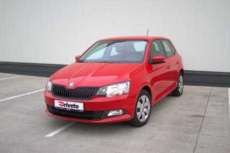 Škoda Fabia 1.0 TSI Trumf