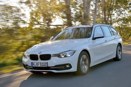 BMW Řada 3 Touring (od 07/2015) 2.0, 140 kW, Naftový, 4x4, Automatická převodovka