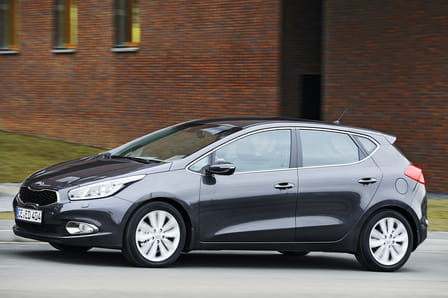 KIA cee´d (od 09/2015) 1.6, 99 kW, Benzinový
