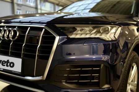 Audi Q7 (od 09/2019)