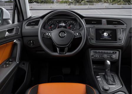Volkswagen Tiguan (od 04/2016) 1.5, 110 kW, Benzinový