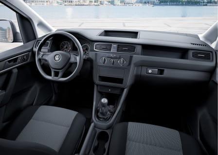 Volkswagen Caddy Maxi skříňový vůz (od 06/2015) 2.0, 75 kW, Naftový, Automatická převodovka