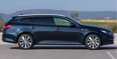 KIA Optima Sportswagon 1.7 CRDi Edition 7