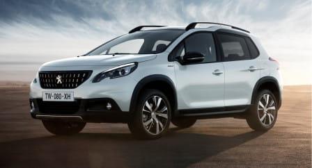 Peugeot 2008 (od 04/2016) 1.2, 81 kW, Benzinový